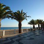 Strandpromenade von Praia da Luz