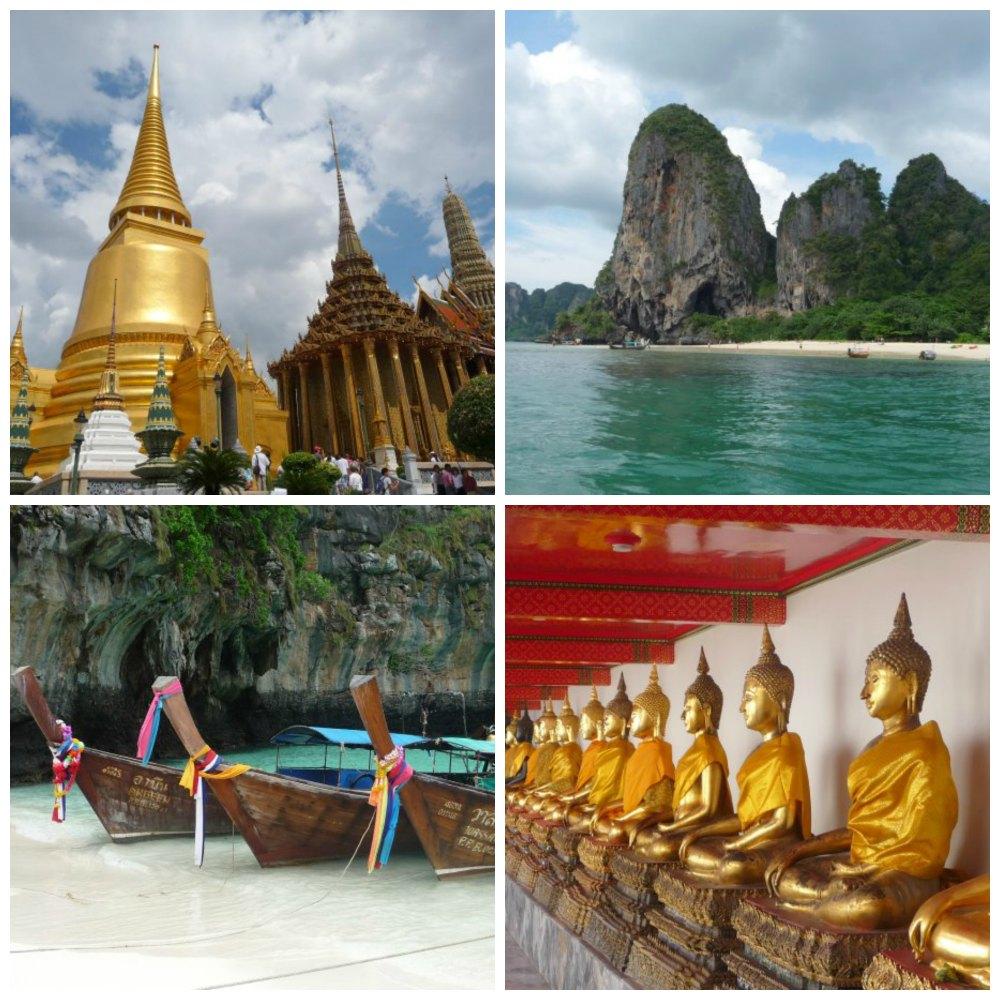 Thailand - Reiseziele im Winter