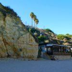 Strandbar Marisol am Praia Dona Ana