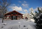 Winterwanderung zur Satteleihütte in Baiersbronn