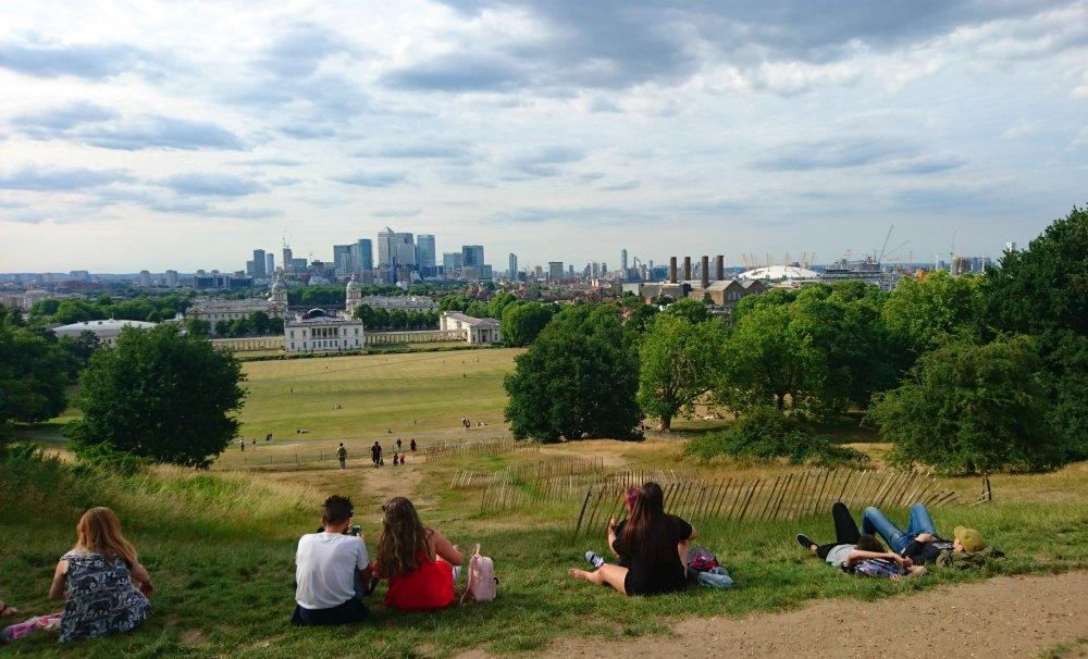 Mein Reisejahr 2017: London Greenwich