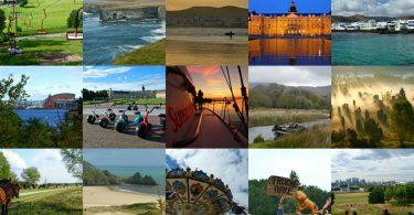 Jahresrückblick: Mein Reisejahr 2017 - Vom großen und kleinen Reiseglück