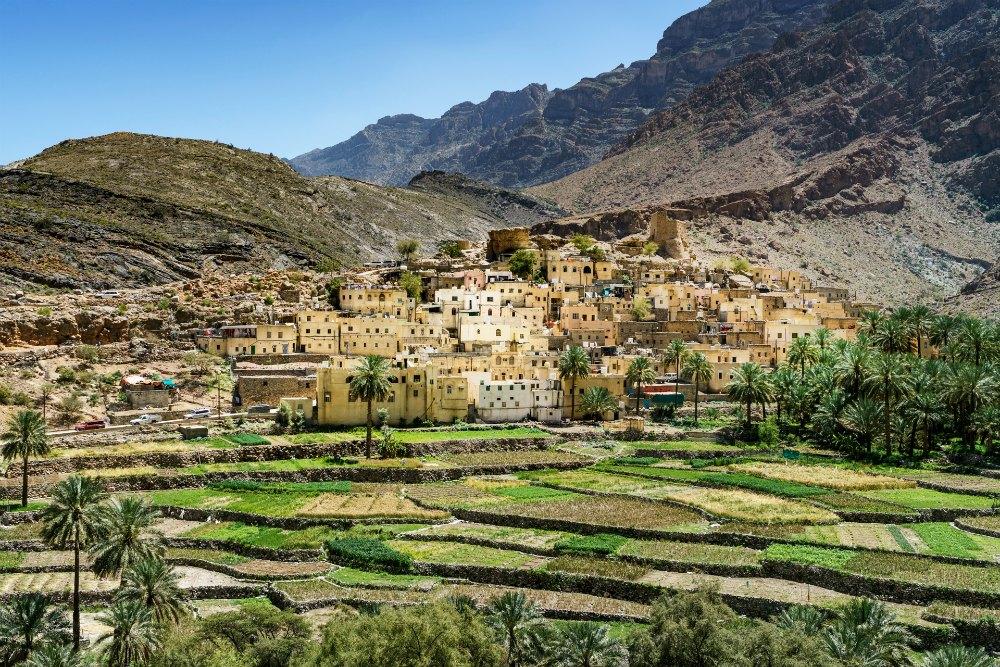 Oman: Bilad Sayt | Bild: Travelita