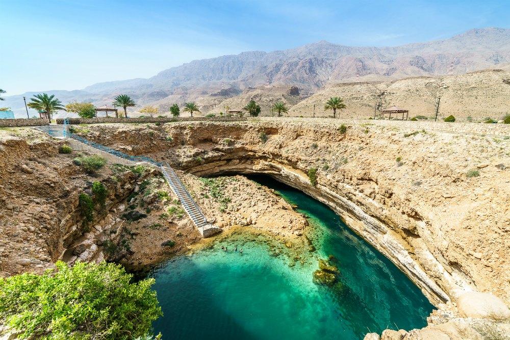 Reisetipps Oman - cover