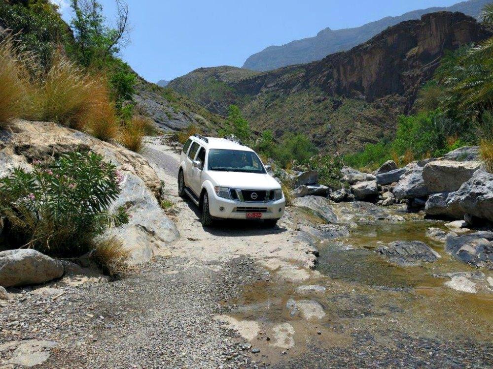 Allradtour über die Bergpässe des Oman | Bild: HiddenGem
