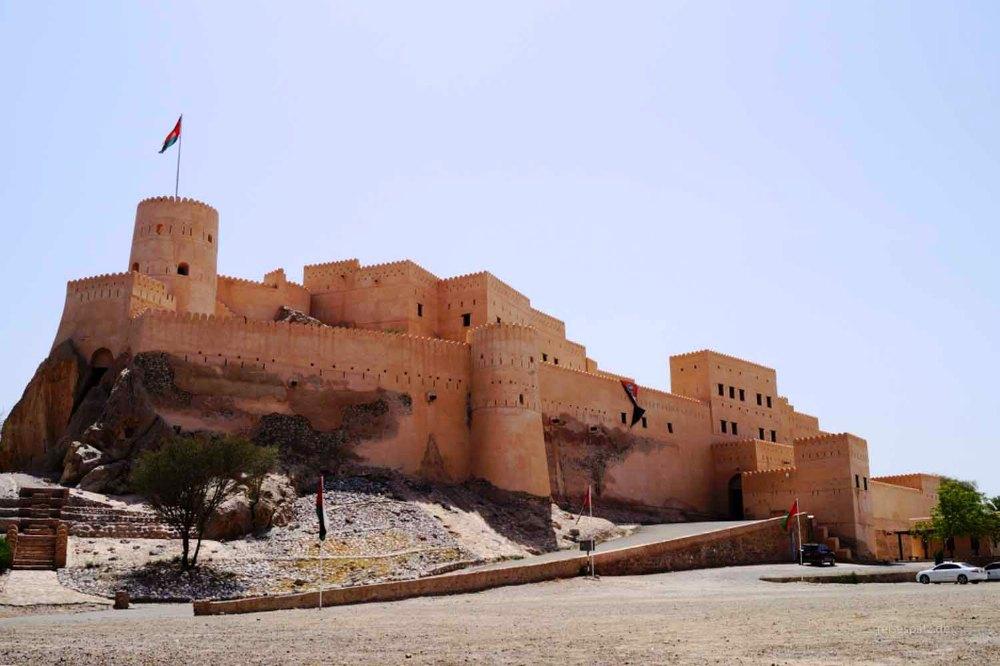 Fort Nakhal | Bild: ReiseSpatz