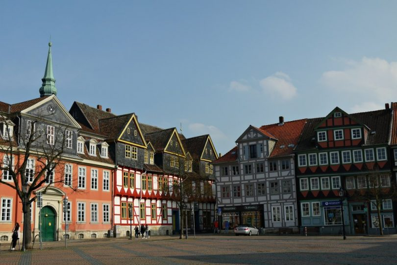 Marktplatz / Stadtmarkt Wolfenbüttel