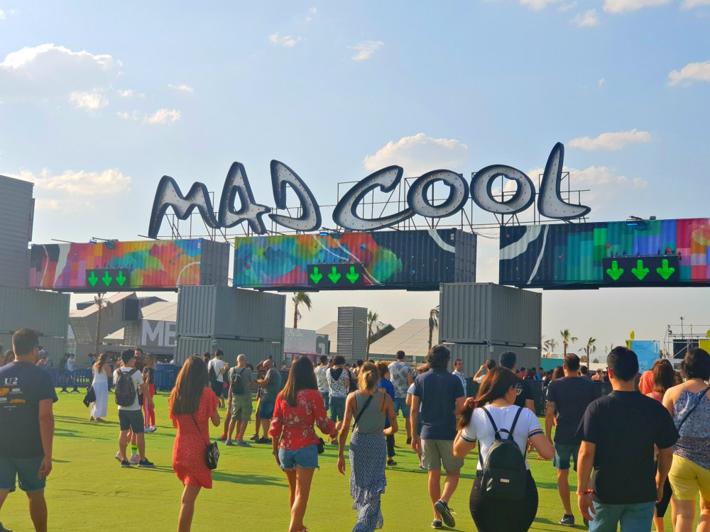 Festival Tipp: Mad Cool Festival