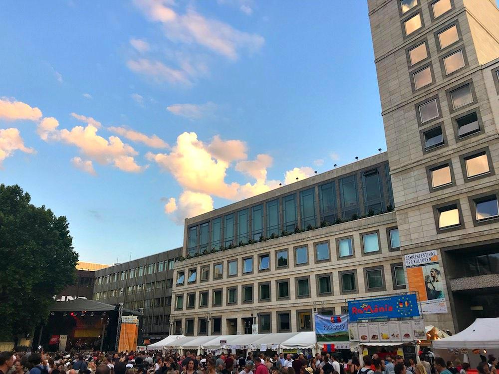 Festival Tipp: Sommerfest Stuttgart
