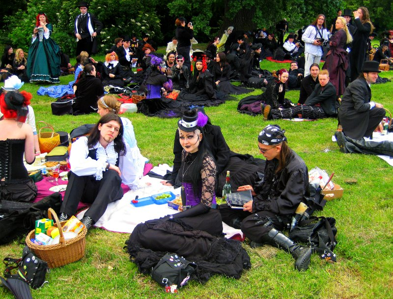 Festival Tipp: Wave Gotik Treffen