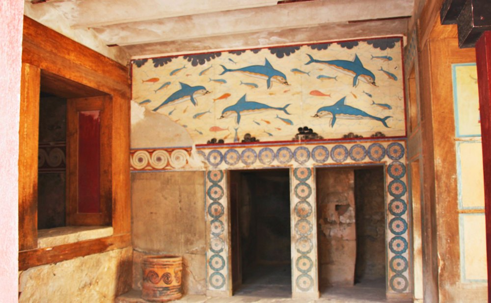 Palast von Knossos | Bild: Esther's Travel Guide