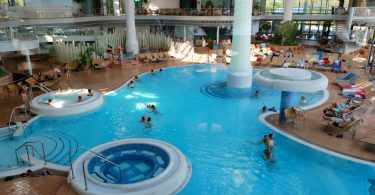 Entspannung pur in der KissSalis Therme Bad Kissingen
