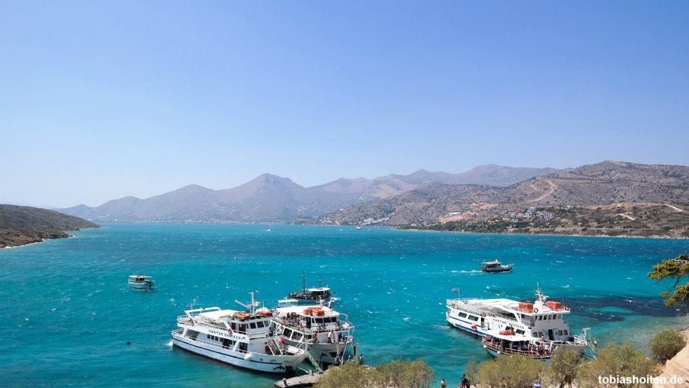 Kreta: Tagesauflug nach Spinalonga
