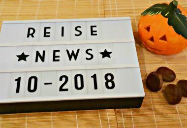Reise-News 10/2018
