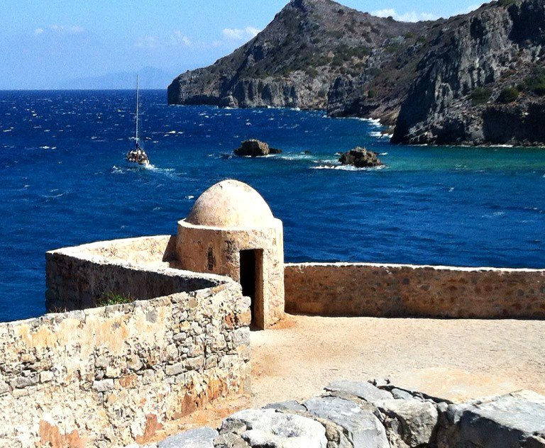 Bucht von Milatos auf Kreta