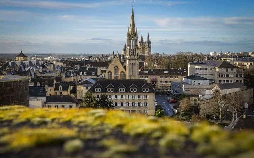 Normandie Tipp: Caen, Bild: Reisepuzzle