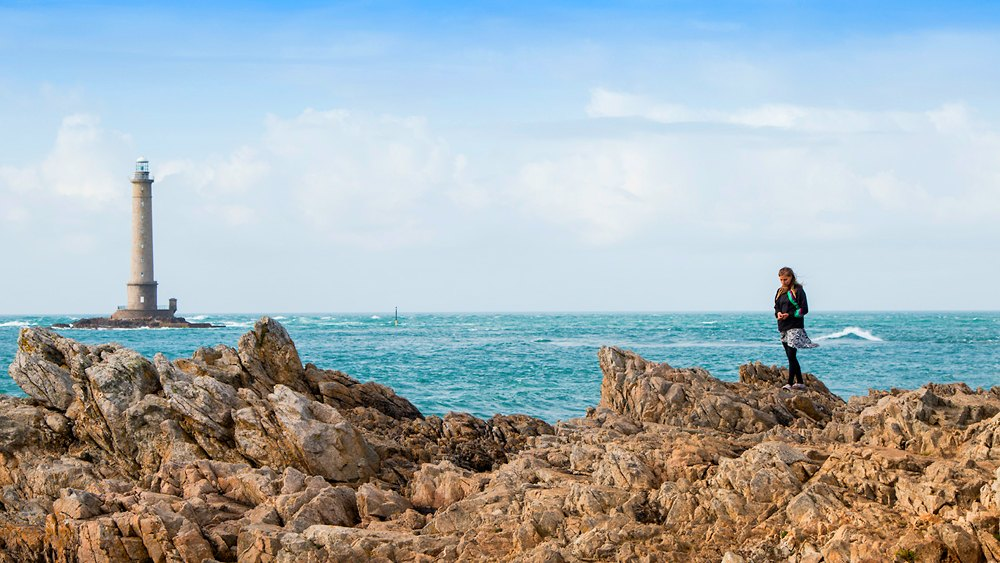 Normandie Tipp: Cap de la Hague / Goury, Bild: Chien Normandie