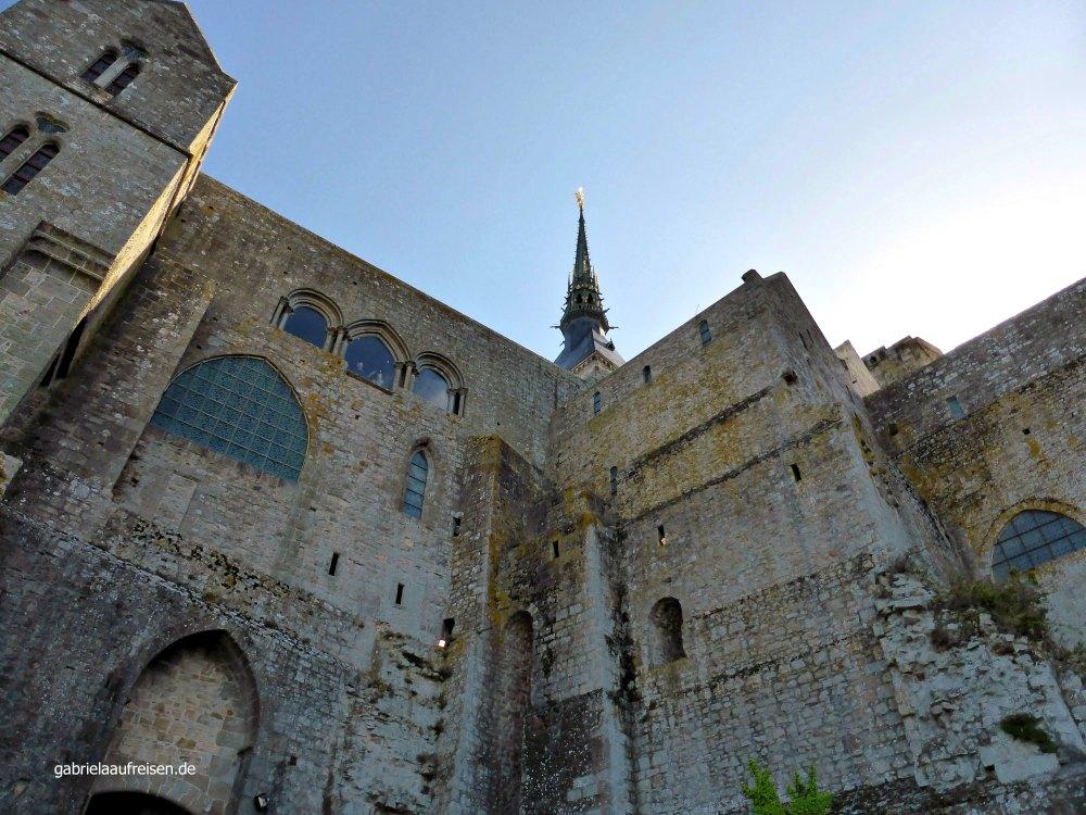 Mont Saint Michel, Bild: Gabriela auf Reisen
