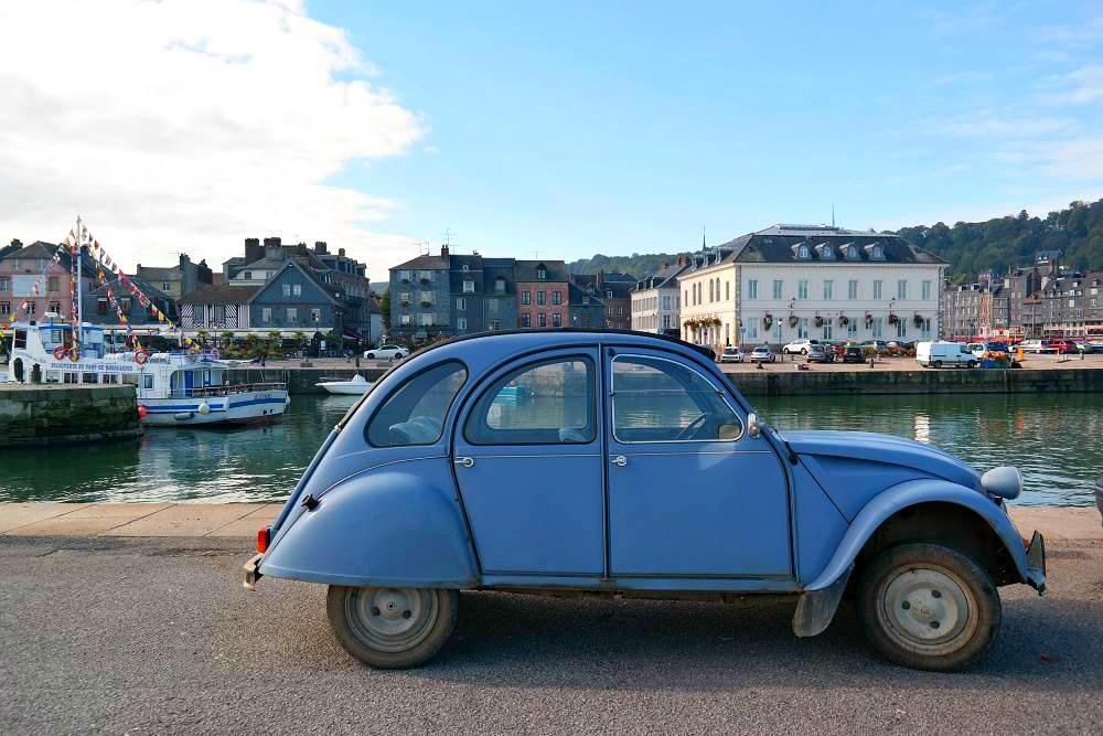 Normandie Tipp: Mit der Ente durch Frankreich, Bild: Meerblog