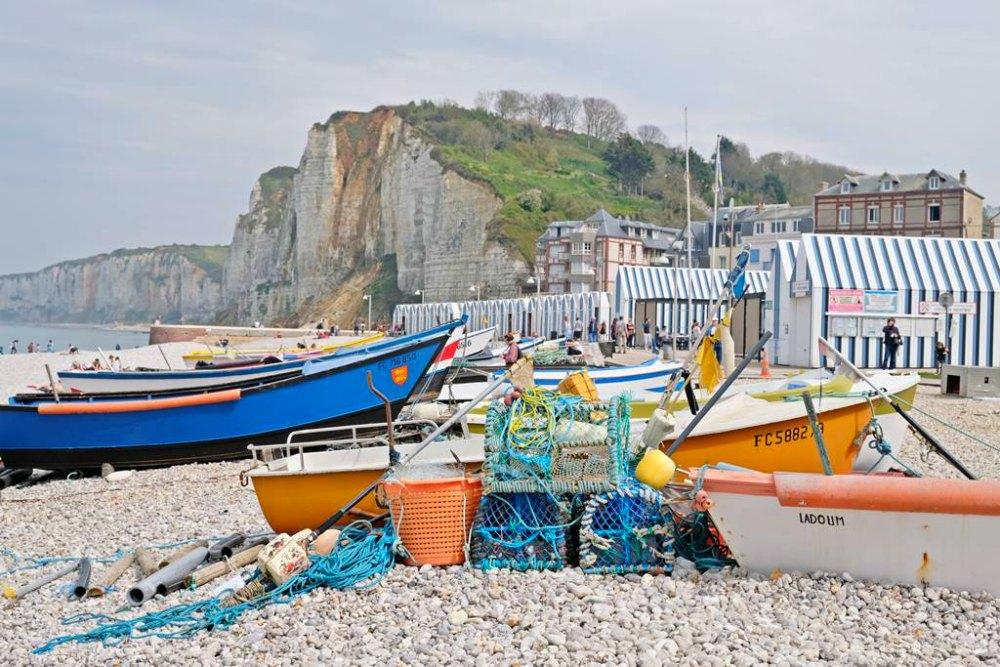Normandie Tipp: Yport, Bild: Planet Hibbel