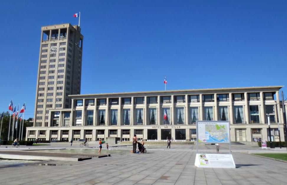 Le Havre, Bild: Babaras Reiseblog