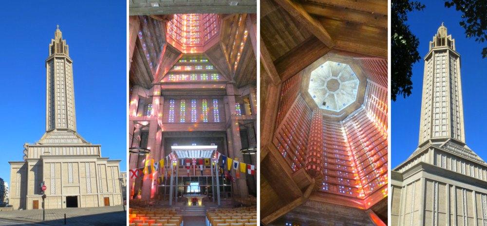 Architektur in Le Havre, Bild: Babaras Reiseblog