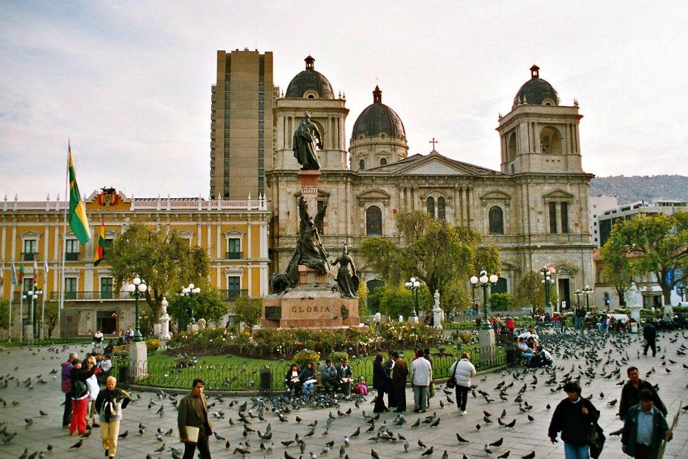 Best in Travel 2020: La Paz in Bolivien