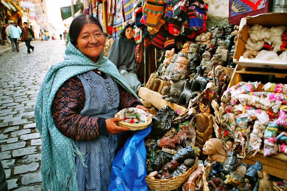 Best in Travel 2020: La Paz | Hexenmarkt