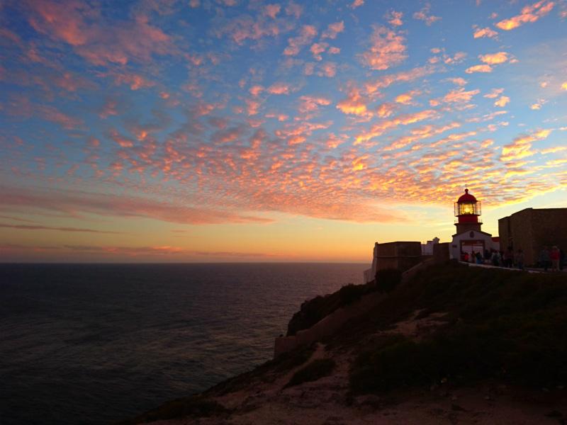 Meine 10 schönsten Fotos von Reisezielen in Europa: Cabo de Sao Vicente in Portugal