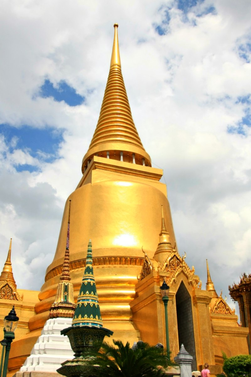 Thailand-Foto #02: Der Königspalast | Grand Palace