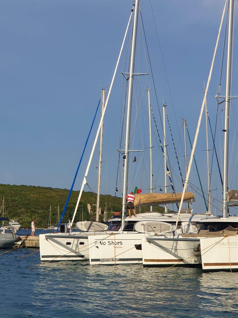 Kvarner Bucht: Hafen von Ilovik