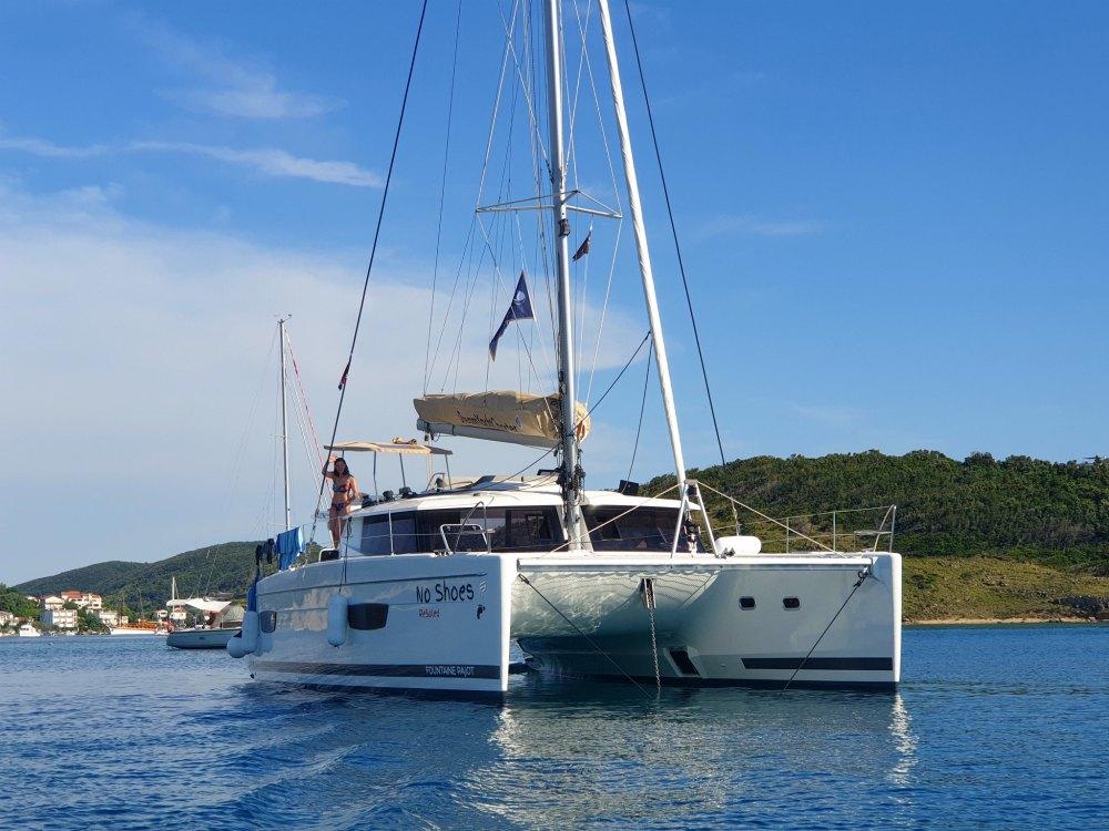 Segeln in Kroatien: Mit dem Katamaran durch die Kvarner Bucht
