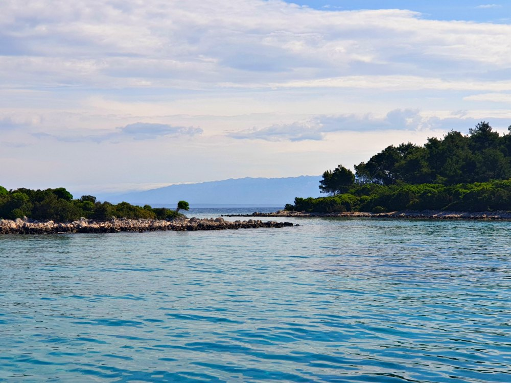 Kvarner Bucht: Segeln zwischen Ilovik und Cres
