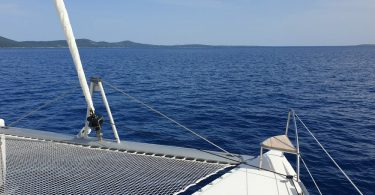 Segeln: Segelurlaub auf einem Katamaran