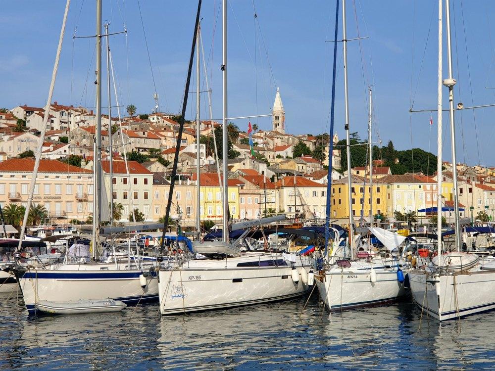 Segelrevier Istrien & Kvarner Bucht in Kroatien