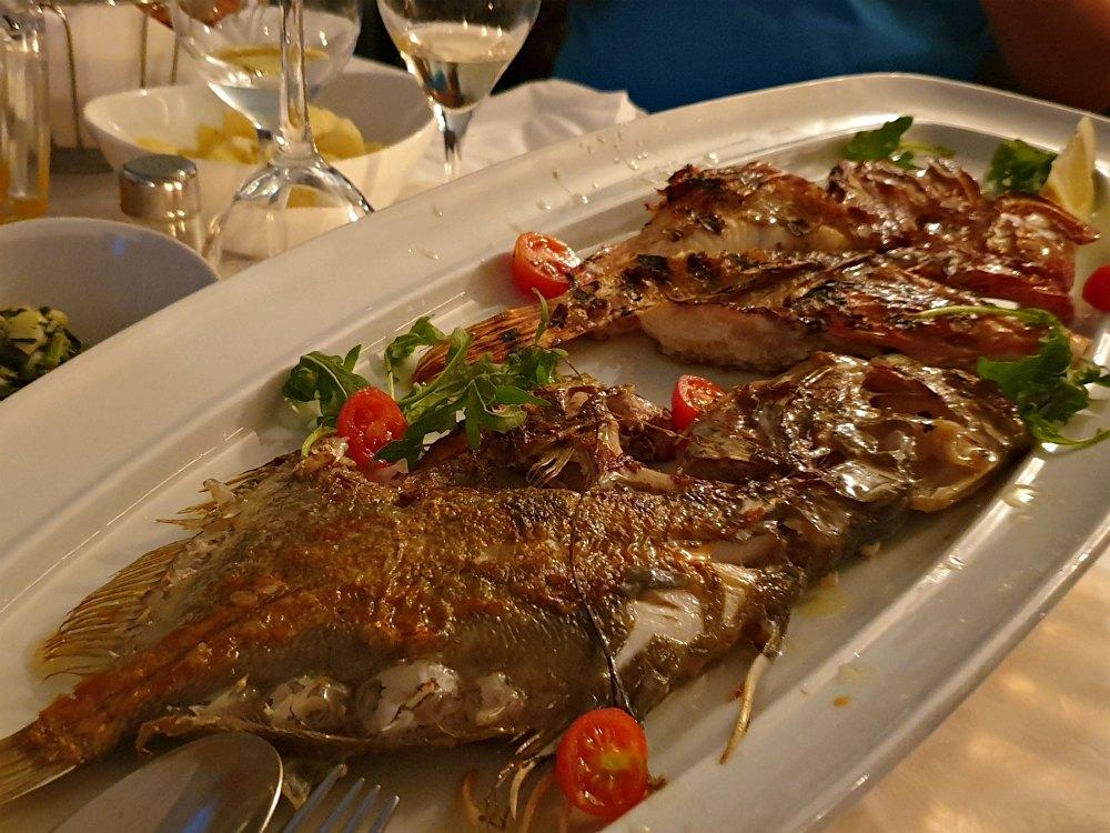 Restaurant-Tipp Mali Losinj: Restaurant Baracuda