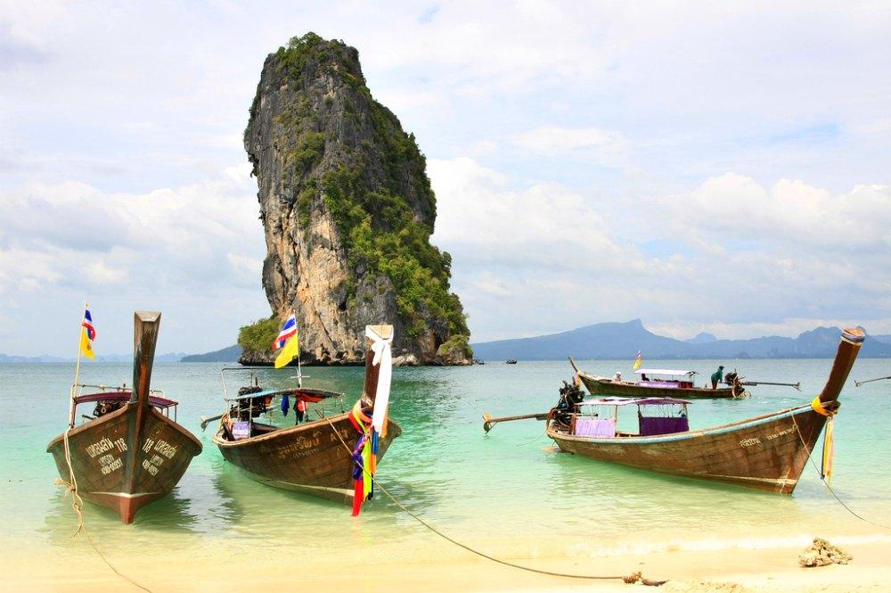 Thailand-Foto #13: Inselparadies Koh Poda