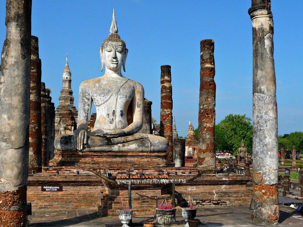 Thailand-Foto #11: Sukhothai - die Wiege Thailands