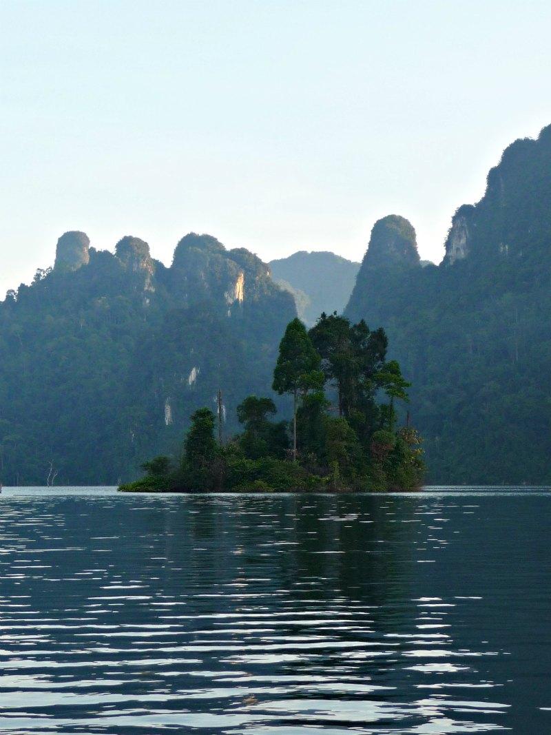 Thailand-Foto #08: Malerische Landschaften im Khao Sok Nationalpark