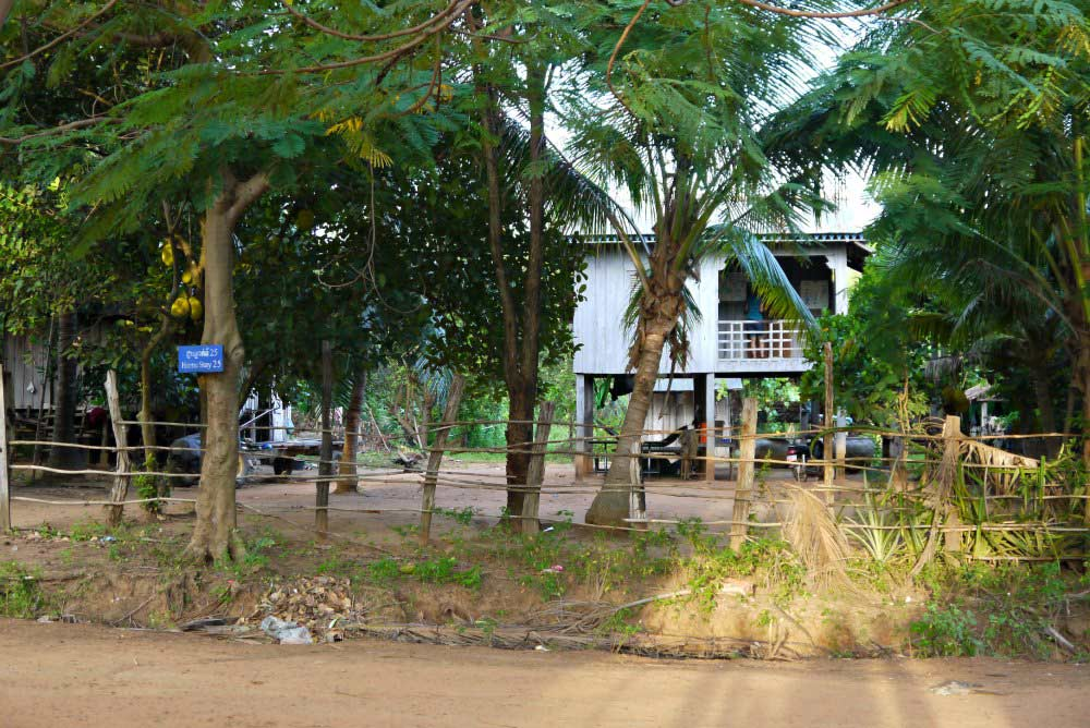 Homestay: Übernachten bei Gastfamilien in Chambok