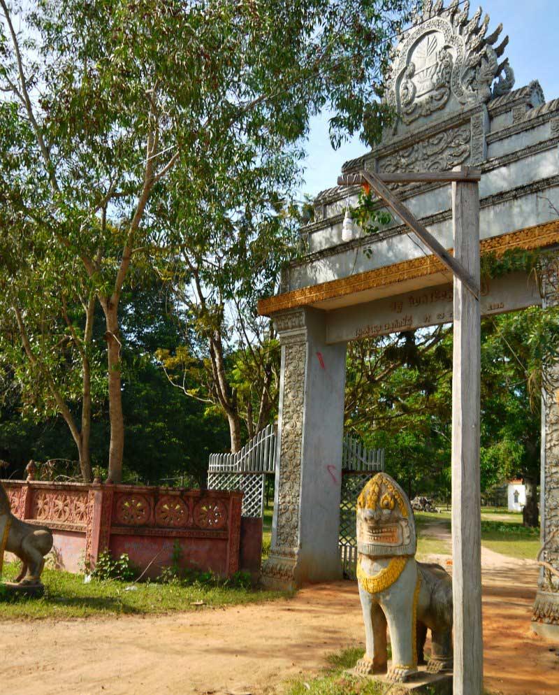 Chambok: Tor zum Tempel