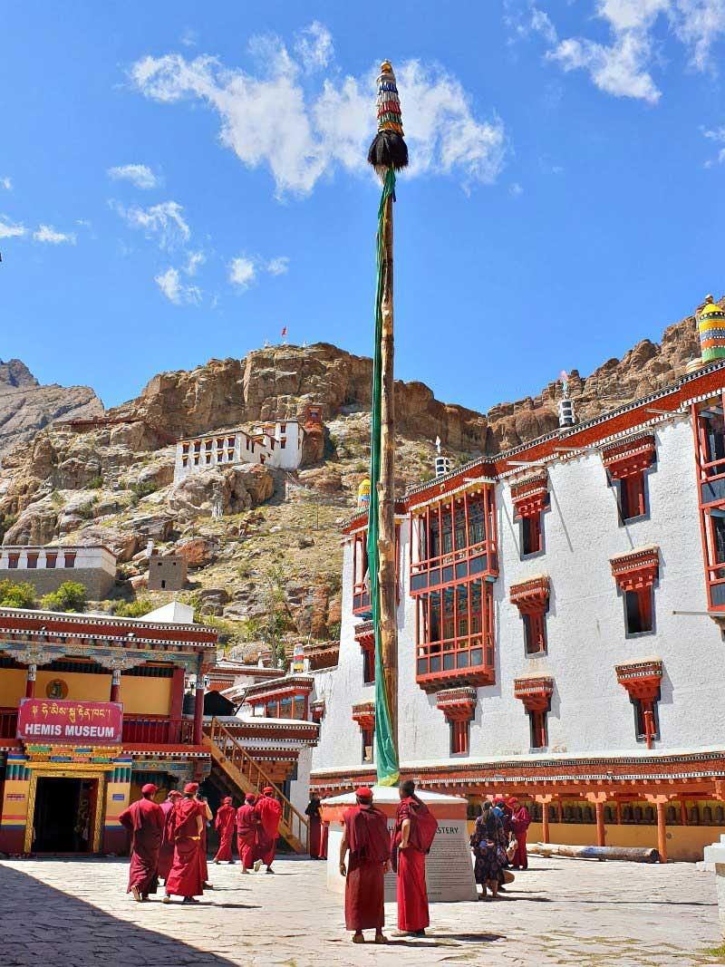 Hemis Kloster in Ladakh / Indien
