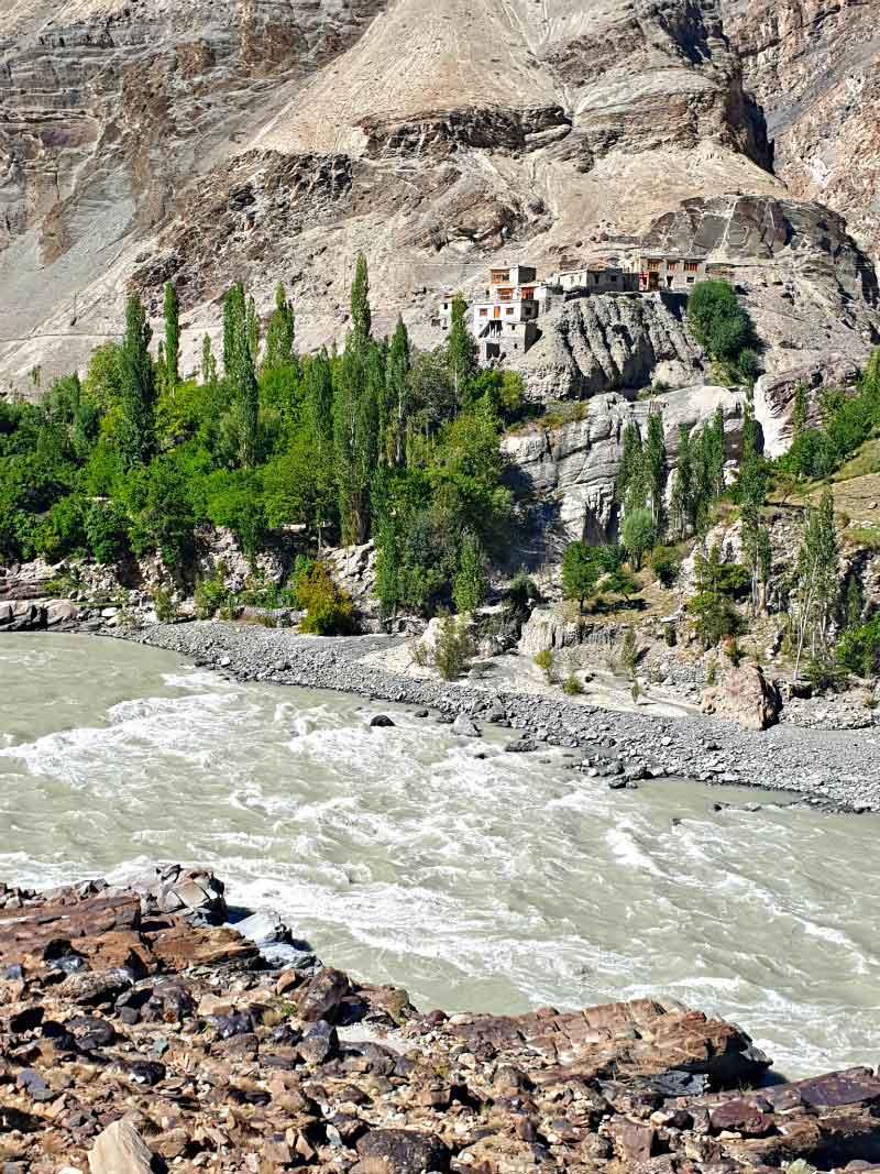 Ladakh / Indien: Im Indus-Tal