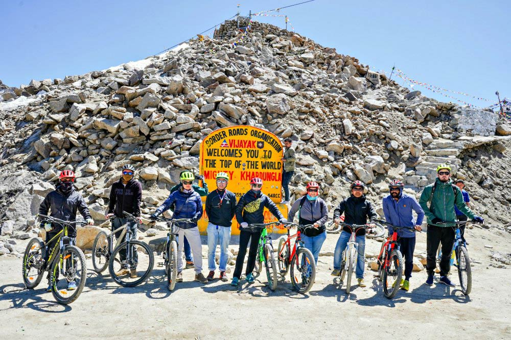 Khardung La Pass / Ladakh