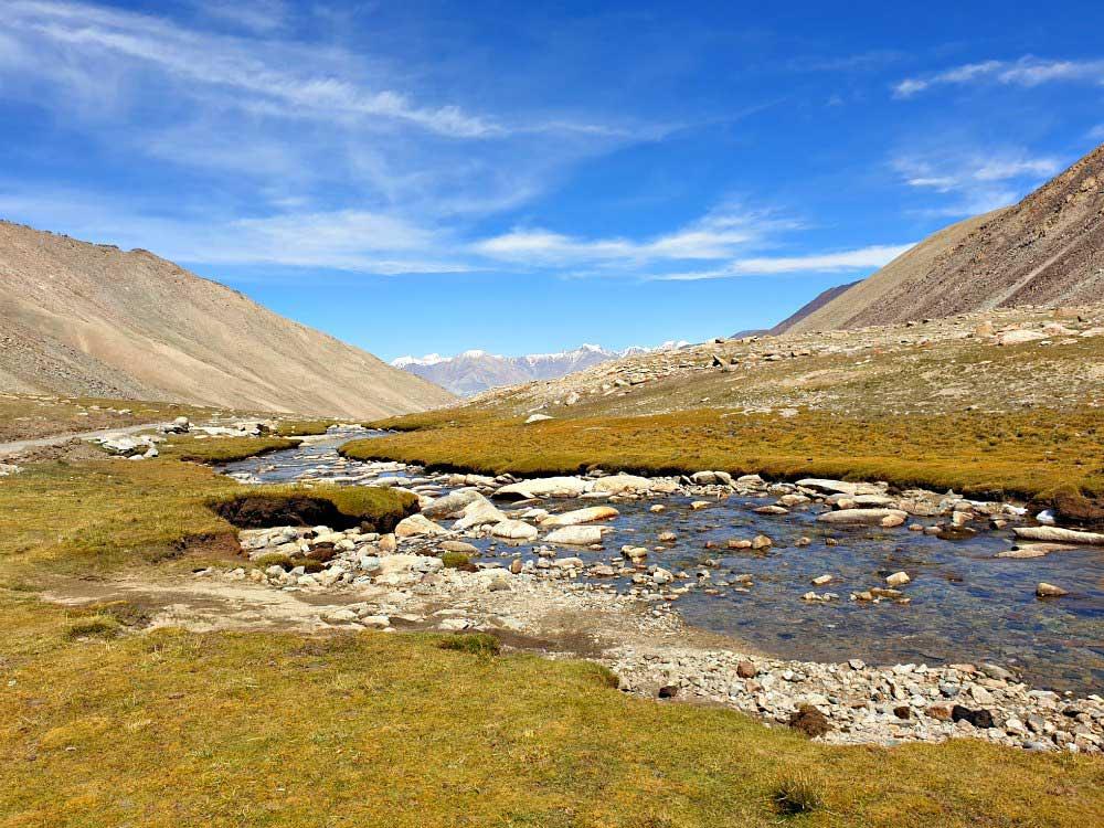 Wari La Pass / Ladakh / Himalaya