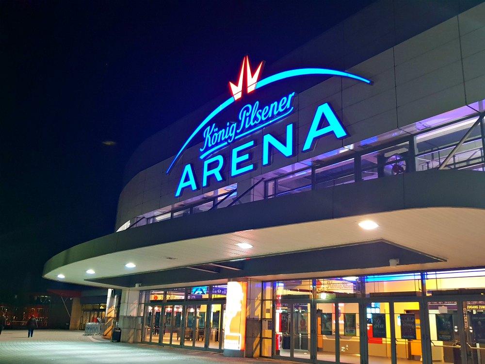 Snow Patrol in der Arena Oberhausen