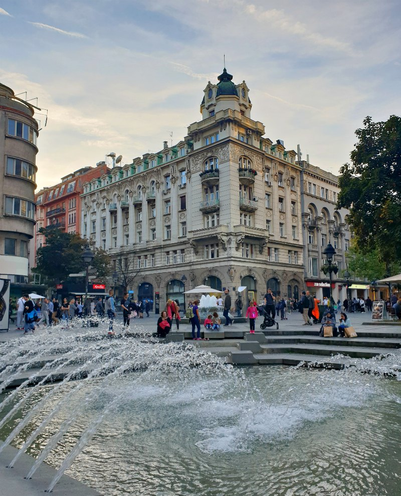 Städtetrip nach Belgrad