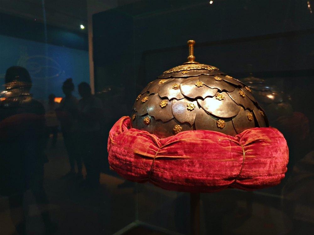 Sonderausstellung des Badischen Landesmuseums: Kaiser und Sultan