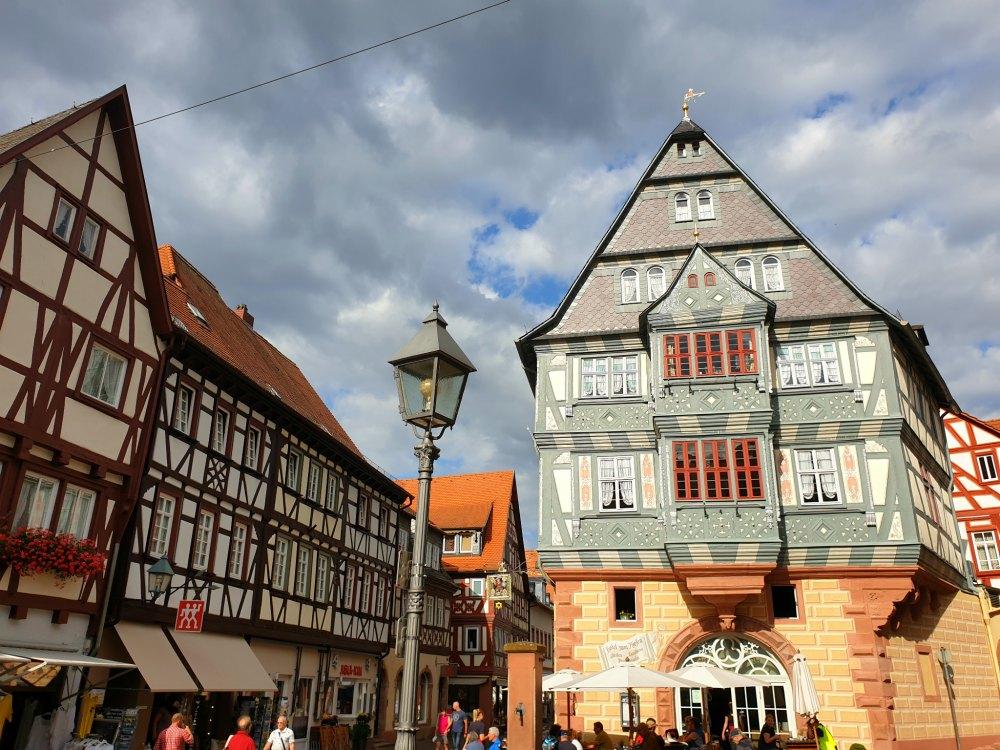 Fachwerkstadt Miltenberg in Churfranken