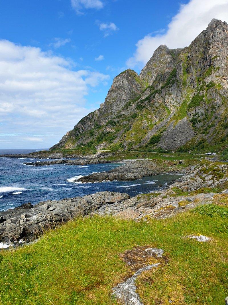 Natur-Reisehighlight: Andoya-Landschaftsroute auf den Vesteralen